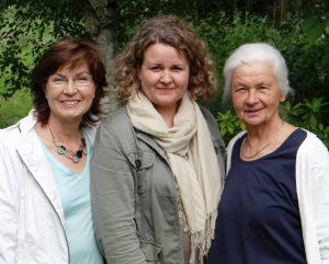 Vernissage: Elke Werner, Anja Badners, Gudrun Probst