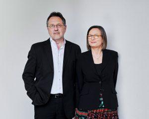 ANNEMARIE STOLTENBERG & RAINER MORITZ