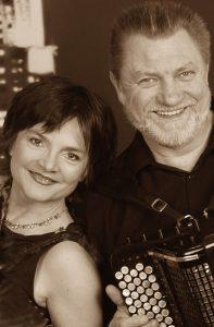 Dorit Meyer-Gastell und Jurij Kandelja