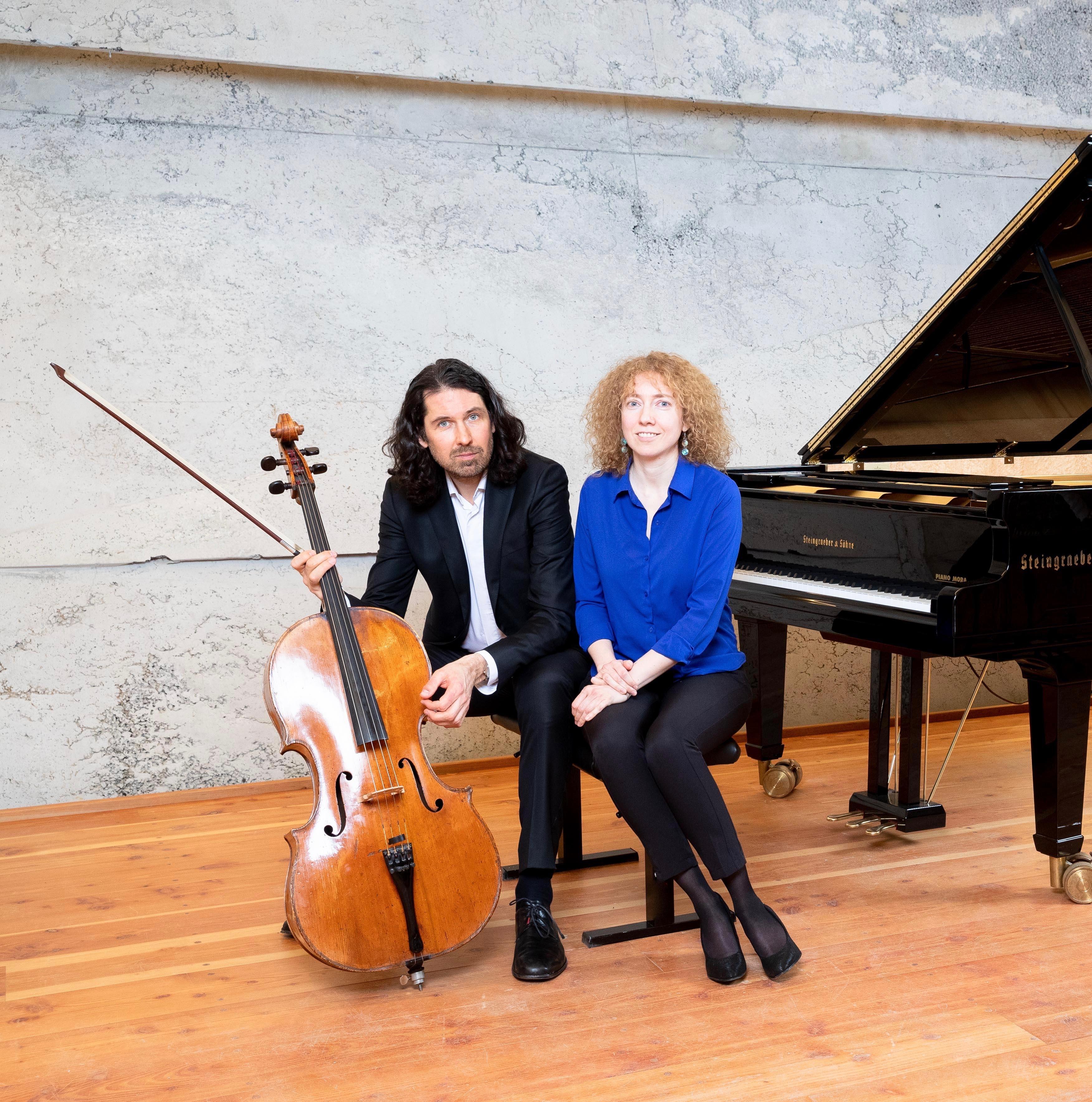 David Stromberg und Irina Zahharenkova