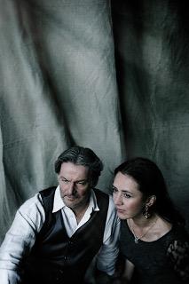 Aida Sikira und Max Herbrechter
