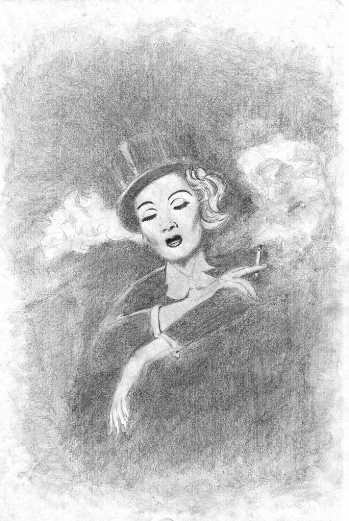 Marlene Dietrich - Die leidenschaftliche Diva