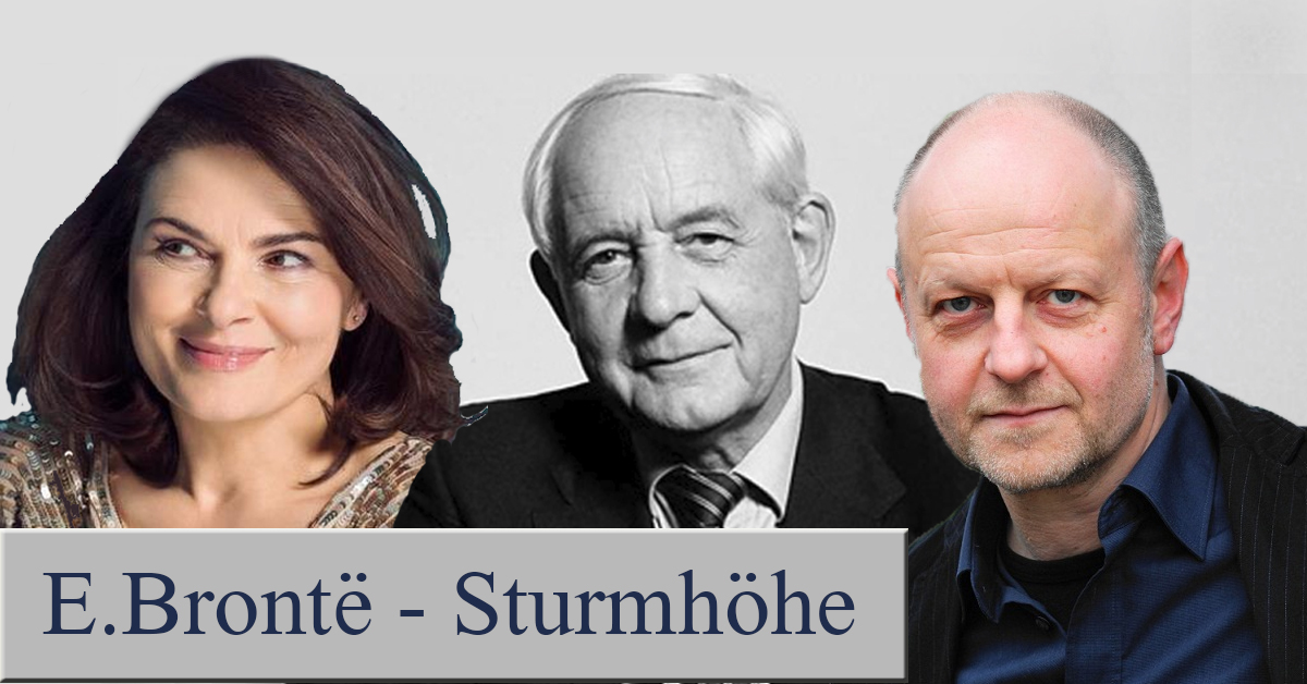 "VERSCHOBEN!      Emily Brontë– ""Sturmhöhe"""